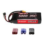 Venom DRIVE 35C 5000mAh 11.1V 3S LiPo w/UNI 2.0 Plug