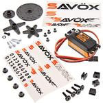 Savox SC-1252MG Low Profile Digital Super Speed MG Servo .07/97 oz/in @ 6.0V