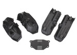 Traxxas TRX-4 Sport Narrow Inner Fenders, Rock Light Covers, Battery Plate & Screws