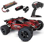 Traxxas Rustler 4x4 Brushed RTR Stadium Truck w/Battery & Quick Charger (67064-1)