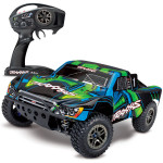 Traxxas Slash 4x4 Ultimate Short Course Truck w/TQi & Telemetry