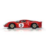 Scalextric Ferrari 412P 1967 Daytona 1/32 Slot Car