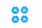 GPM Blue Aluminum 17mm Wheel Nuts for X-Maxx & E-Revo 2.0