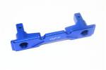GPM Blue Aluminum Rear Clipless Body Post Mount for E-Revo 2.0