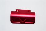 GPM Red Aluminum Front Bumper for 2WD Stampede Rustler Bandit