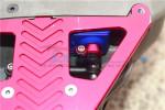 GPM Black Aluminum Adjustable 25T Servo Horn for 4x4 Slash Stampede Rustler Rally