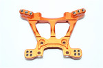 GPM Orange Aluminum Front Shock Tower for 4x4 Slash Stampede Rally