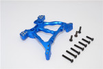 GPM Blue Aluminum Rear Shock Tower for 4x4 Slash Stampede Rally