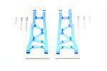 GPM Blue Aluminum Lower Suspension Arm for Front/Rear 4x4 Slash Stampede, Rear of 2WD Stampede & Rustler