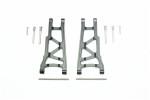 GPM Black Aluminum Lower Suspension Arm for Front/Rear 4x4 Slash Stampede, Rear of 2WD Stampede & Rustler
