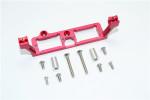 GPM Red Aluminum Servo Mounts for Diff Lock Servos in TRX-4
