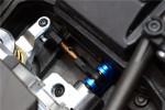 GPM Blue Aluminum Servo Horn Arm 25T Spline for X-Maxx