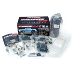 Traxxas Stampede 4x4 Kit w/Clear Body, No Electronics