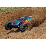Traxxas Rustler 4x4 VXL RTR Truck & 60+MPH 3S LiPo Combo