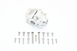GPM Aluminum Front Gearbox for 4x4 Slash Rustler Stampede (Silver)
