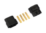 Traxxas Male Battery Connector Set (2) for ESC Only (3070X)
