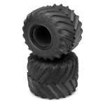 JConcepts Renegades Gold Compound Monster Truck Tires & Inserts (2)