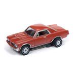 Auto World Thunderjet R25 1964 Pontiac GTO Red HO Slot Car
