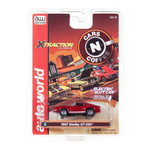 Auto World Xtraction R26 1967 Shelby GT 350 (Red) HO Slot Car