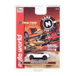 Auto World Xtraction R26 2016 Ford Mustang GT (White) HO Slot Car