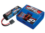 Traxxas EZ-Peak ID Charger & 2S 5800mAh LiPo Battery Completer Kit (2992)