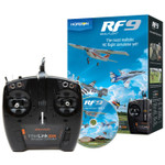 RealFlight 9 Flight Simulator with Spektrum Transmitter