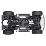Traxxas TRX-4 Mercedes-Benz G500 RTR RC Crawler Under Chassis