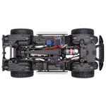 Traxxas TRX-4 Mercedes-Benz G500 RTR RC Crawler Above Chassis