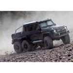 Traxxas TRX-6 Mercedes-Benz G63 6x6 High Speed Rocks & Dust