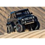 Traxxas TRX-6 Mercedes-Benz G63 6x6 Black in Dunes