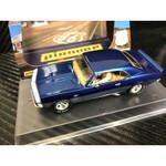 Pioneer Chevy Camaro Yenko SS427 Blue Route 66 Ltd Edition 1/32 Slot Car (P101)