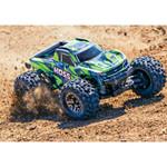 Traxxas Hoss 4x4 VXL Brushless Monster Truck Hard Braking (90076-4)