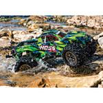 Traxxas Hoss 4x4 VXL Brushless Monster Truck in Rocky Stream (90076-4)