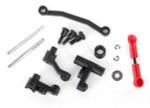 LaTrax Steering Bellcranks, Servo Saver, Spring, Retainer, Posts & Draglink (7538X)