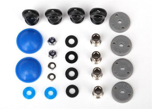 Traxxas GTR Shock Rebuild Kit 1//16 E-Revo//Slash 7062 TRA7062 TRA
