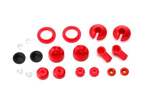 TRAXXAS 7463 Rebuild kit GTR long//xx-long shocks x-rings, bladders, pistons TR