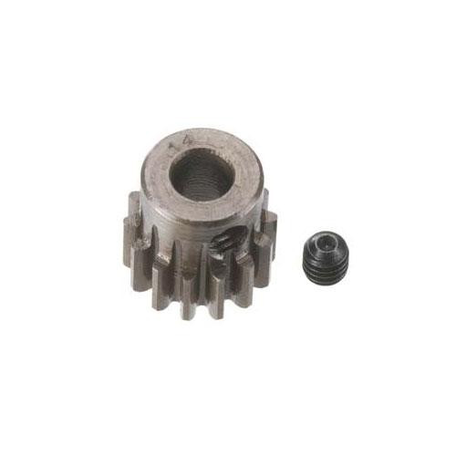 Robinson Racing Xtra Hard 5mm 0.8 Mod Pinion Gear 17T Hardened Steel MAX RRP8717