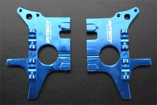 Integy T-Maxx 2.5 3.3 Aluminum Chassis