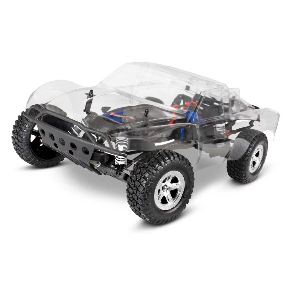 Traxxas Slash XL-5 2WD Short Course RC Truck Kit with Electronics (58014-4)