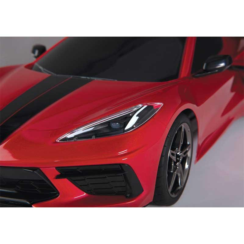 Corvette Stingray Front Details