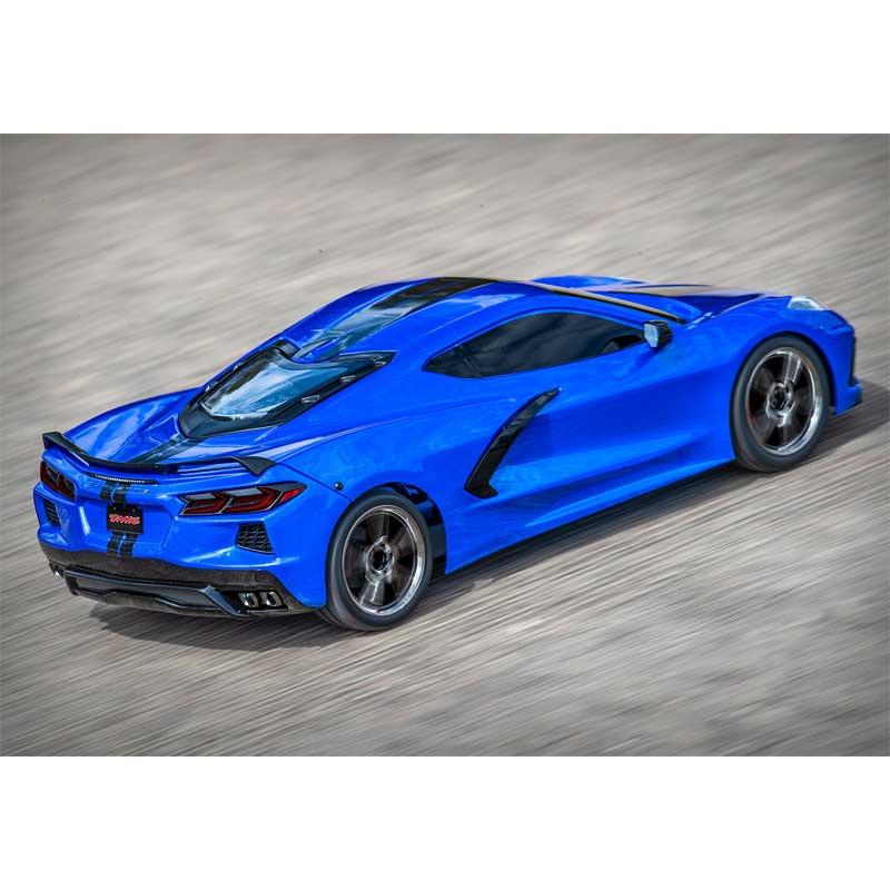 Corvette Stingray Action Blue