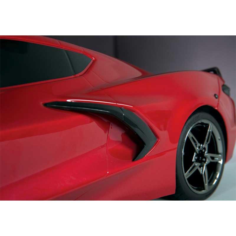 Corvette Stingray Side Vent Detail