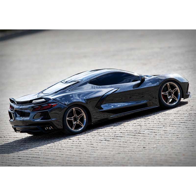 Corvette Stingray Side View
