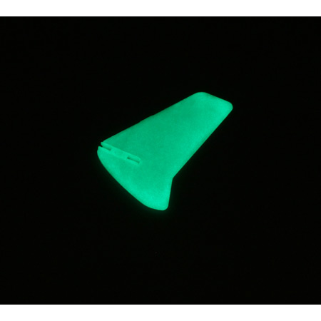 E-Flite Blade mCX Glow in the Dark Vertical Fin