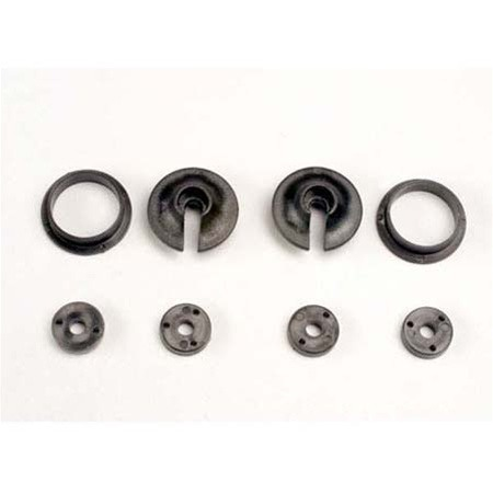 Traxxas Shock Spring Retainers (2)