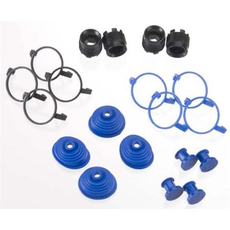 Traxxas Pivot Ball Caps (4) for E-Revo, Revo 3.3, and Revo 2008 Limited Edition