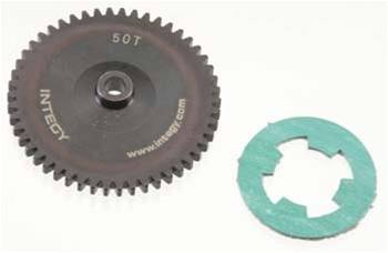 Integy 50T Steel Spur Gear for HPI Savage XL