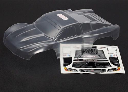 Traxxas Clear Body: Slash 4x4 & Slash 2WD