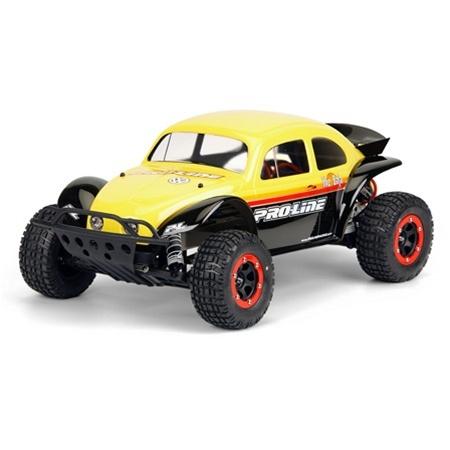 Pro-Line Baja Bug Clear Body for Traxxas Slash 2WD & 4WD