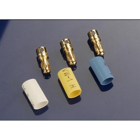 Traxxas Bullet Connectors, Male (3) VXL